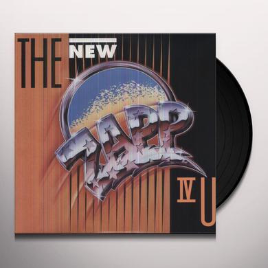 NEW ZAPP IV: U COMPUTER LOVE Vinyl Record - 180 Gram Pressing