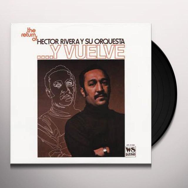 Hector Y Su Orquesta Rivera Y VUELVE Vinyl Record