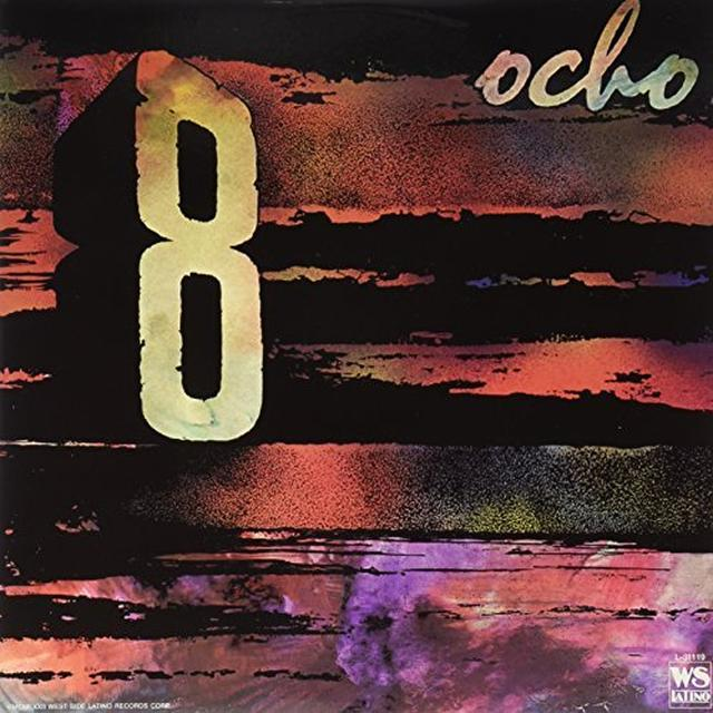 Ocho 8 Vinyl Record