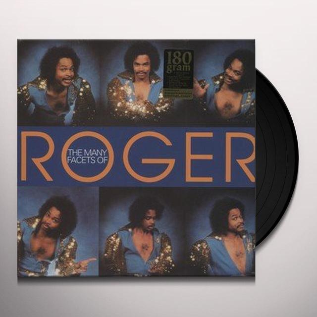 MANY FACETS OF ROGER Vinyl Record - 180 Gram Pressing