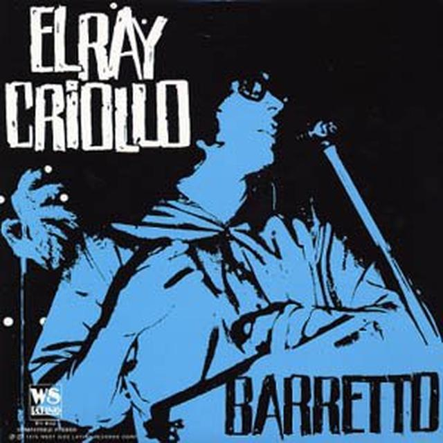 Ray Barretto RAY CRIOLLO Vinyl Record