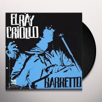 Ray Barretto RAY CRIOLLO Vinyl Record