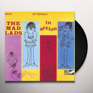 Mad Lads IN ACTION Vinyl Record