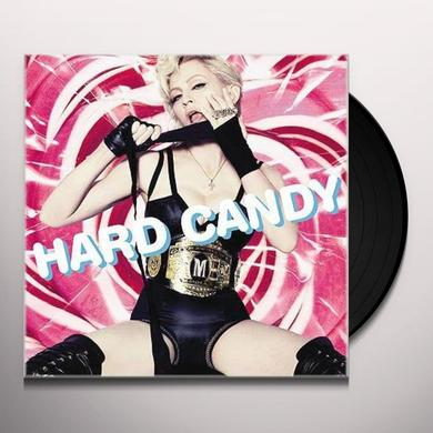 Madonna HARD CANDY  (BOX) Vinyl Record - w/CD