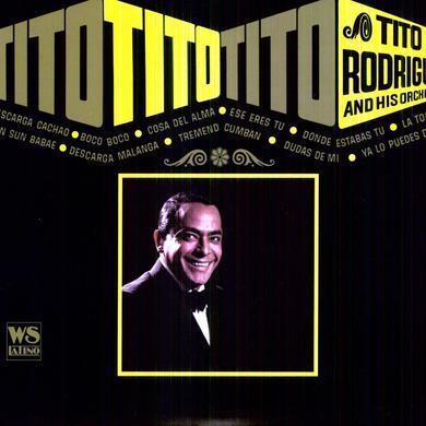 Tito Rodriguez TITO TITO TITO Vinyl Record