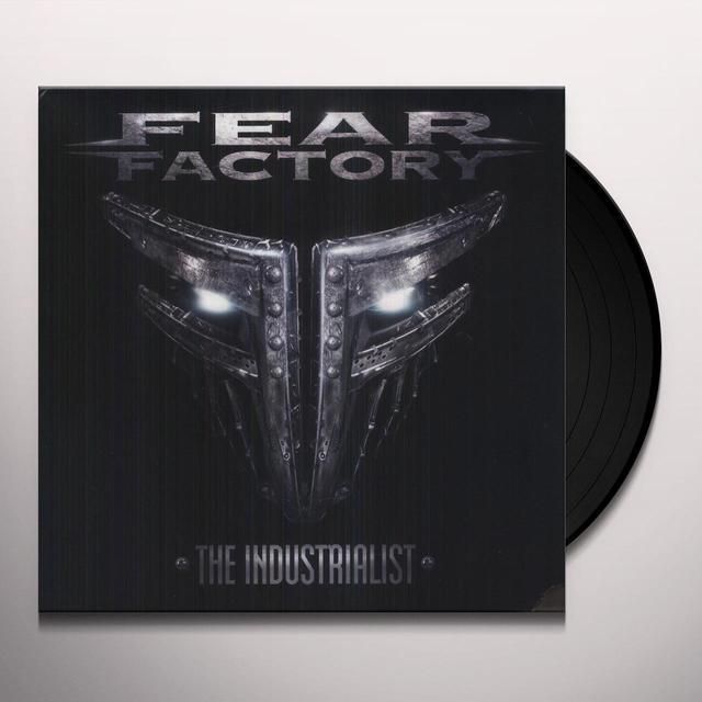 Fear Factory INDUSTRIALIST Vinyl Record