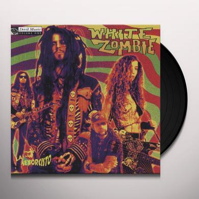 White Zombie LA SEXORCISTO: DEVIL MUSIC Vinyl Record - 180 Gram Pressing, Reissue