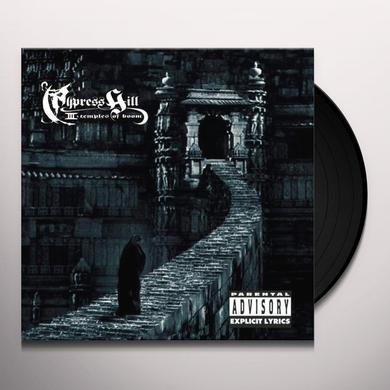 Cypress Hill III TEMPLES OF BOOM Vinyl Record - 180 Gram Pressing