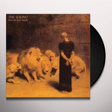 Sound FROM THE LIONS MOUTH Vinyl Record - Reissue