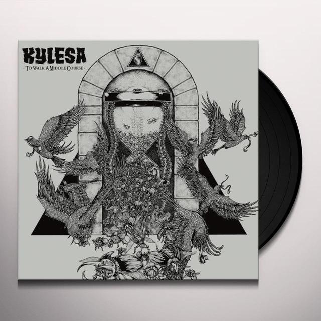 Kylesa TO WALK A MIDDLE COURSE Vinyl Record
