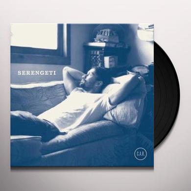Serengeti C.A.R. Vinyl Record - Limited Edition