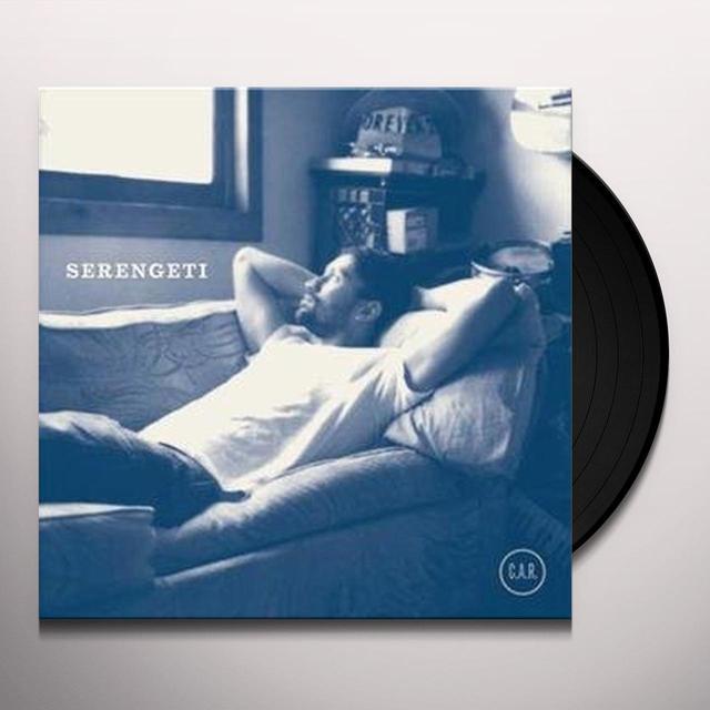 Serengeti C.A.R. Vinyl Record