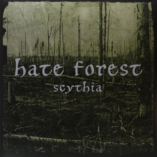 Hate Forest SCYTHIA Vinyl Record