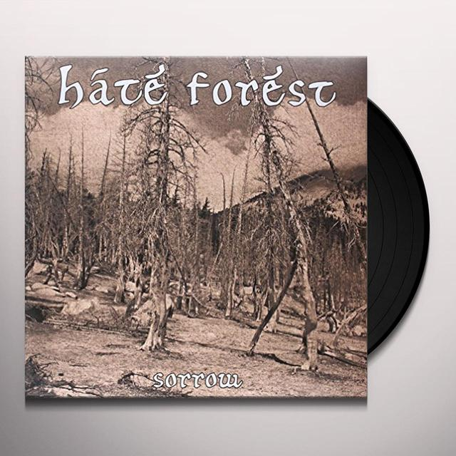 Hate Forest SORROW Vinyl Record - 180 Gram Pressing