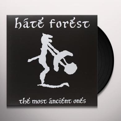 Hate Forest MOST ANCIENT ONES Vinyl Record