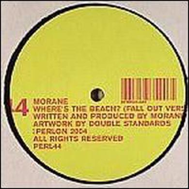 Morane WHERE'S THE BEACH Vinyl Record