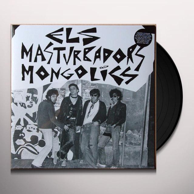 MASTURBADORS MONGOLICS Vinyl Record