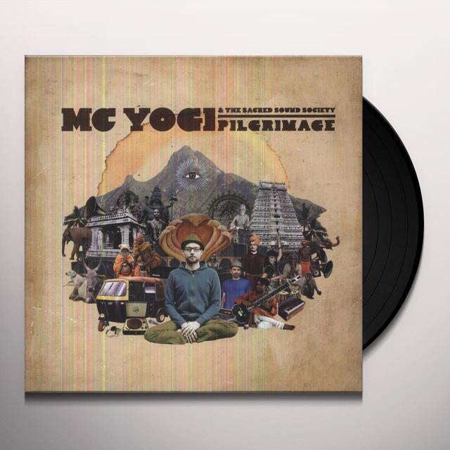 Mc Yogi PILGRIMAGE Vinyl Record