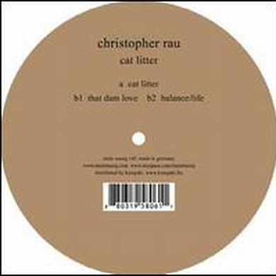 Christopher Rau CAT LITTER Vinyl Record