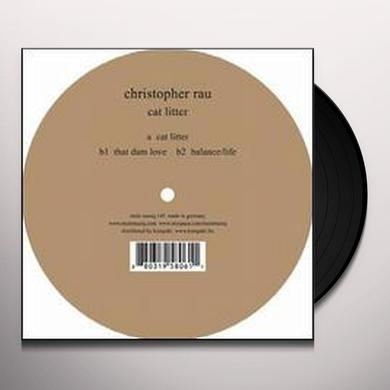 Christopher Rau CAT LITTER Vinyl Record