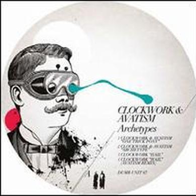 Clockwork & Avatism ARCHETYPES Vinyl Record