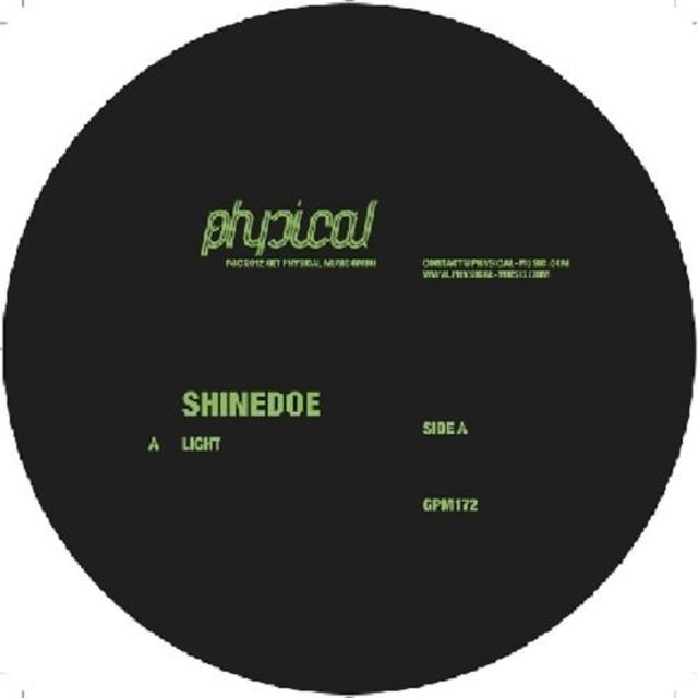Shinedoe TRANSCENDENTAL Vinyl Record