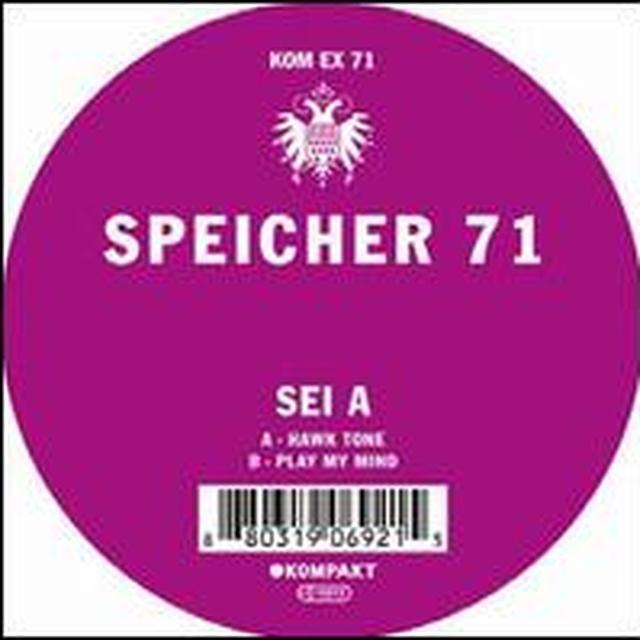Sei A SPEICHER 71 Vinyl Record