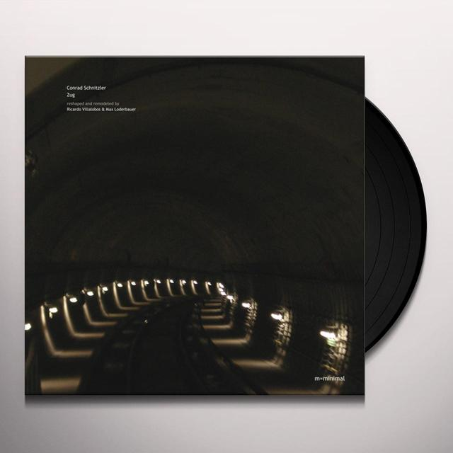 Conrad Schnitzler ZUG: RESHAPED & REMODELED Vinyl Record
