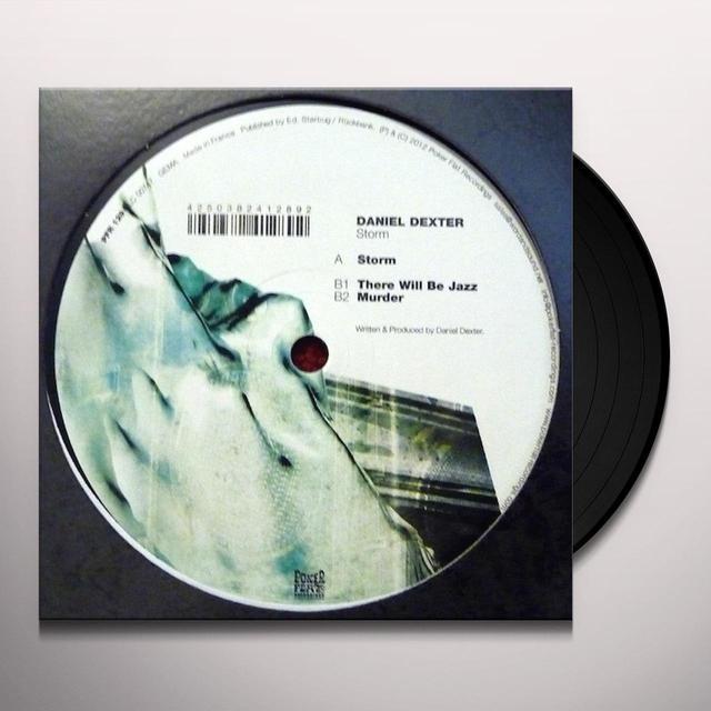 Daniel Dexter STORM Vinyl Record