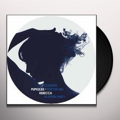 Pupkulies & Rebecca LOOKING FOR THE SEA IN REMIX PART 1 Vinyl Record