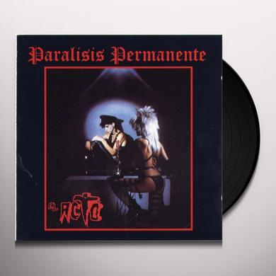 Paralisis Permanente ACTO Vinyl Record