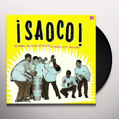 SAOCO: BOMBA & PLENA EXPLOSION / VARIOUS Vinyl Record