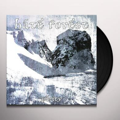 Hate Forest PURITY Vinyl Record - 180 Gram Pressing