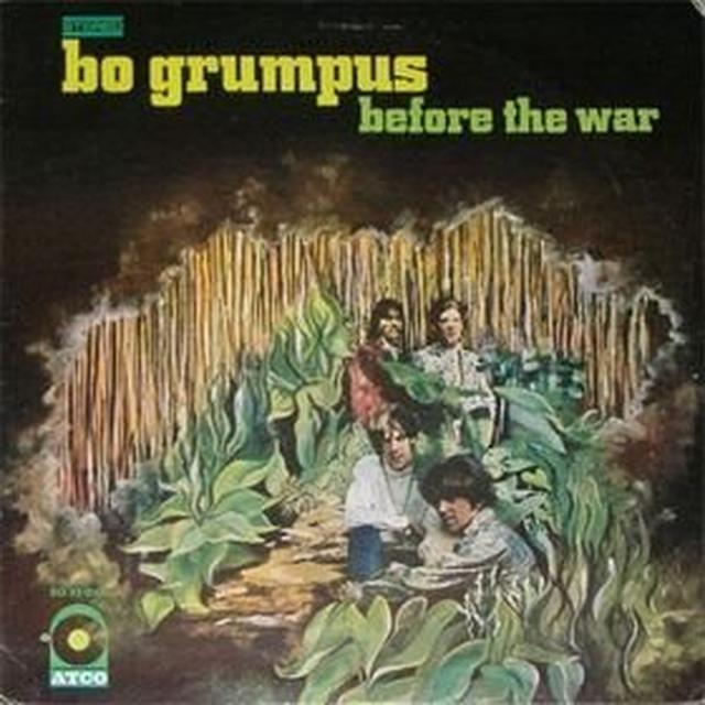 Bo Grumpus BEFORE THE WAR Vinyl Record - 180 Gram Pressing