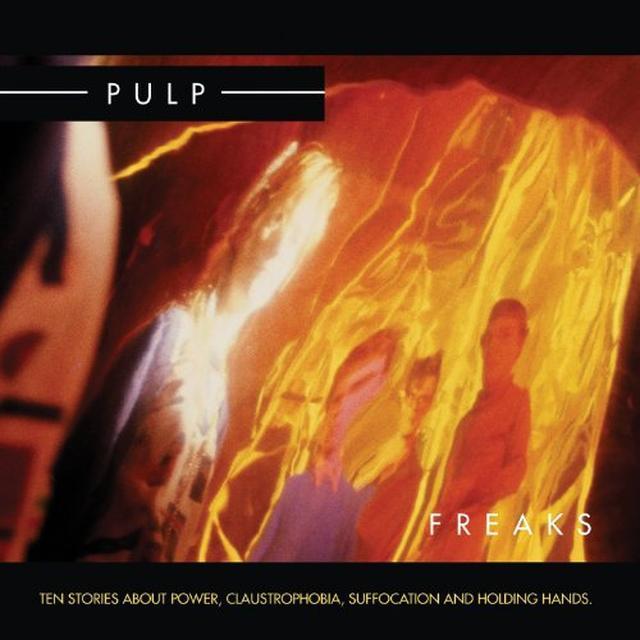 Pulp FREAKS Vinyl Record - 180 Gram Pressing, Reissue
