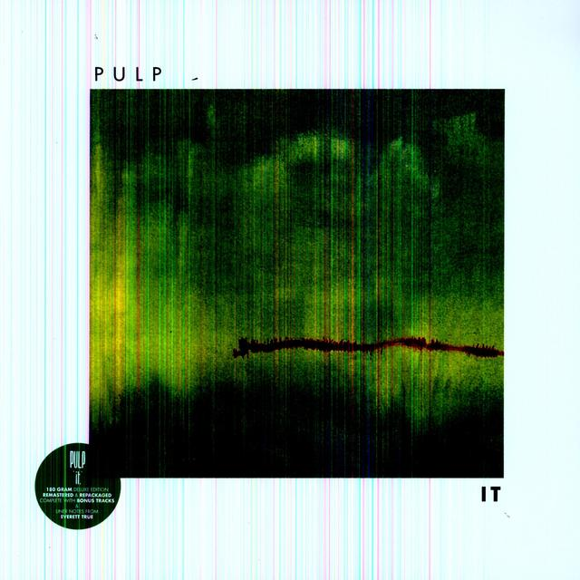 Pulp IT Vinyl Record - 180 Gram Pressing, Reissue