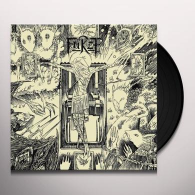 Furze PSYCH MINUS SPACE CONTROL Vinyl Record