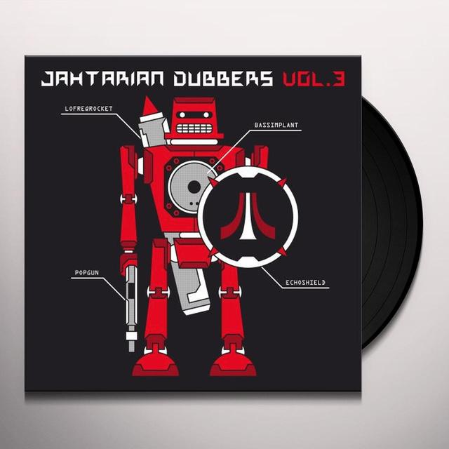 JAHTARIAN DUBBERS 3 / VARIOUS Vinyl Record