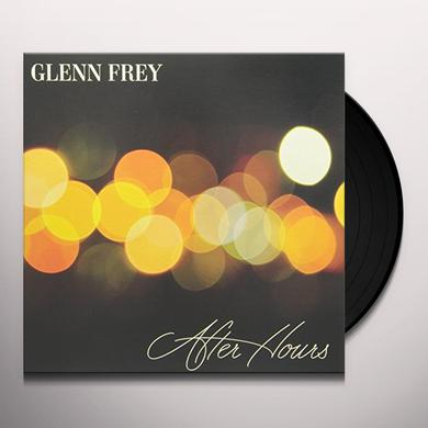 The Eagles and Glenn Frey AFTER HOURS Vinyl Record - 180 Gram Pressing