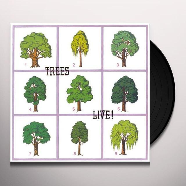 Trees LIVE Vinyl Record