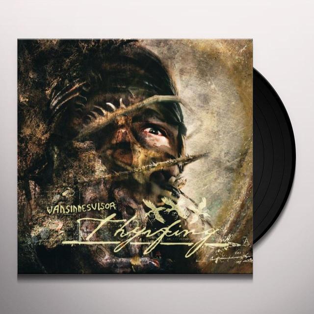 Thyrfing VANNSINNESVISOR Vinyl Record