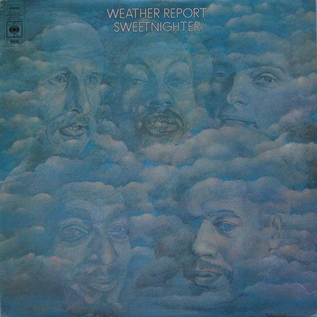 Weather Report SWEETNIGHTER Vinyl Record - 180 Gram Pressing