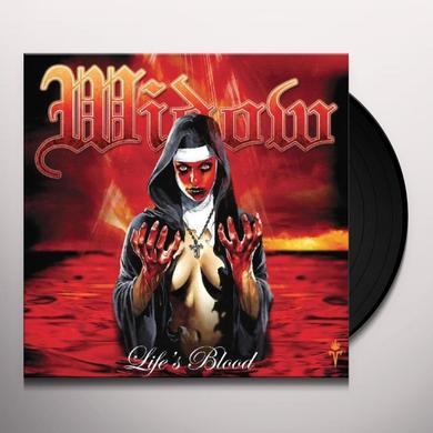 Widow LIFE'S BLOOD (Vinyl)