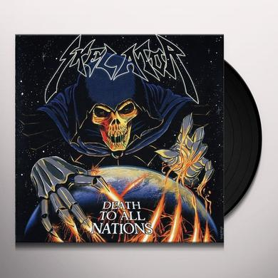 Skelator DEATH TO ALL NATIONS Vinyl Record