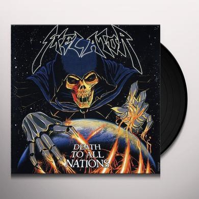 Skelator DEATH TO ALL NATIONS Vinyl Record