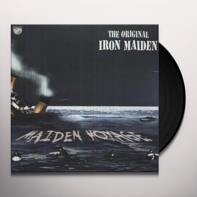 Original Iron Maiden MAIDEN VOYAGE Vinyl Record - Limited Edition, 180 Gram Pressing