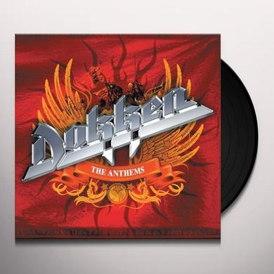 Dokken ANTHEMS Vinyl Record