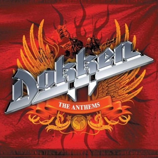 Dokken ANTHEMS Vinyl Record