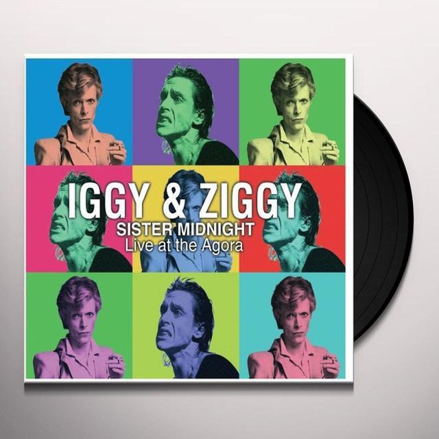 Iggy & Ziggy SISTER MIDNIGHT Vinyl Record