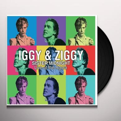 Iggy & Ziggy SISTER MIDNIGHT Vinyl Record